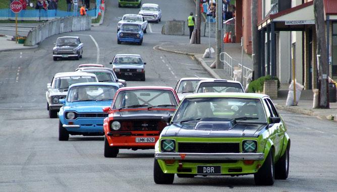 Albany Classic Car Race