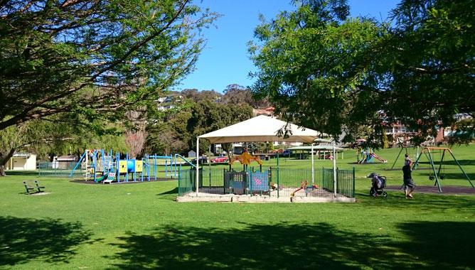 Eyre Park