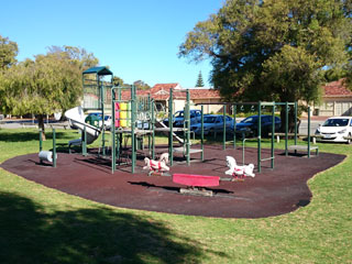 Emu Point Playground