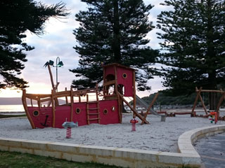 Middleton Beach Playground