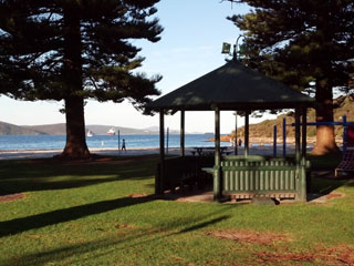 Middleton Beach Gazebo