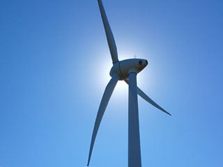 Wind Farm Turbine