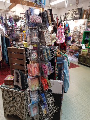 Extensive range of Oracle & Tarot cards