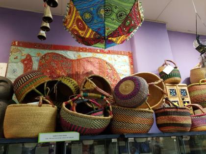 Hand woven  baskets